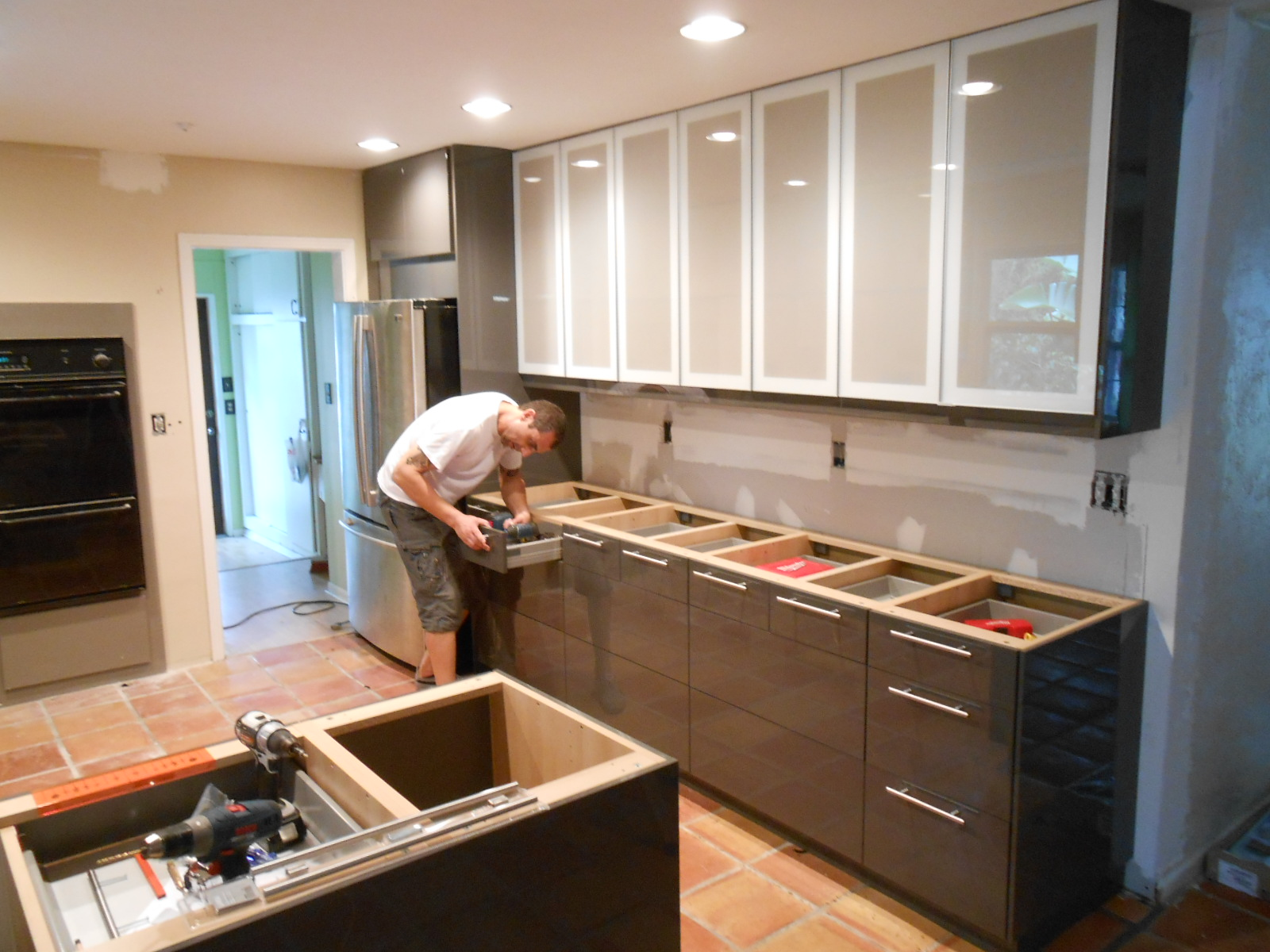 Installation service kings park kitchens for Kitchen installation